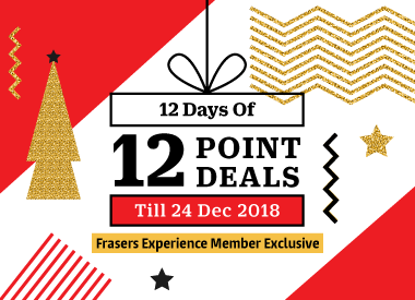 12 Days of 12 Points Deals