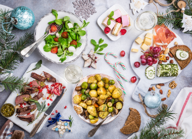 Have a Festive Feast with the Malls of Frasers Property this Christmas