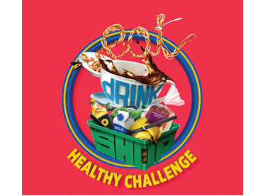 Eat, Drink, Shop Healthy Challenge