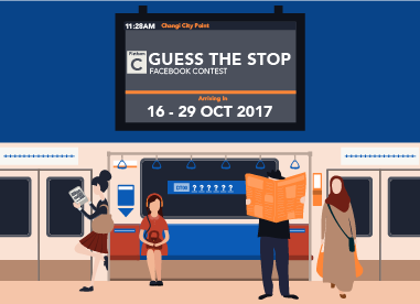 Guess The Stop Facebook Contest