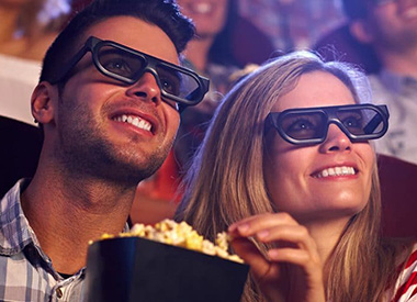 It's Lights, Camera, and'¦ Action Heroes in our cinemas!