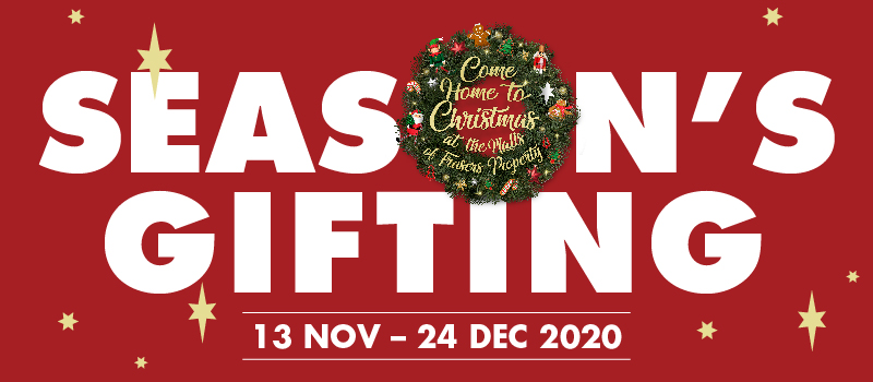 Season Gifting at Changi City Point